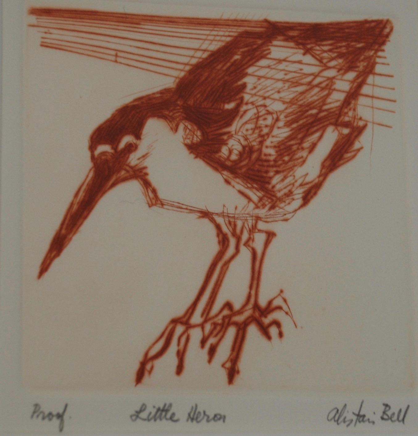 Alistair Macready Bell, Little Heron