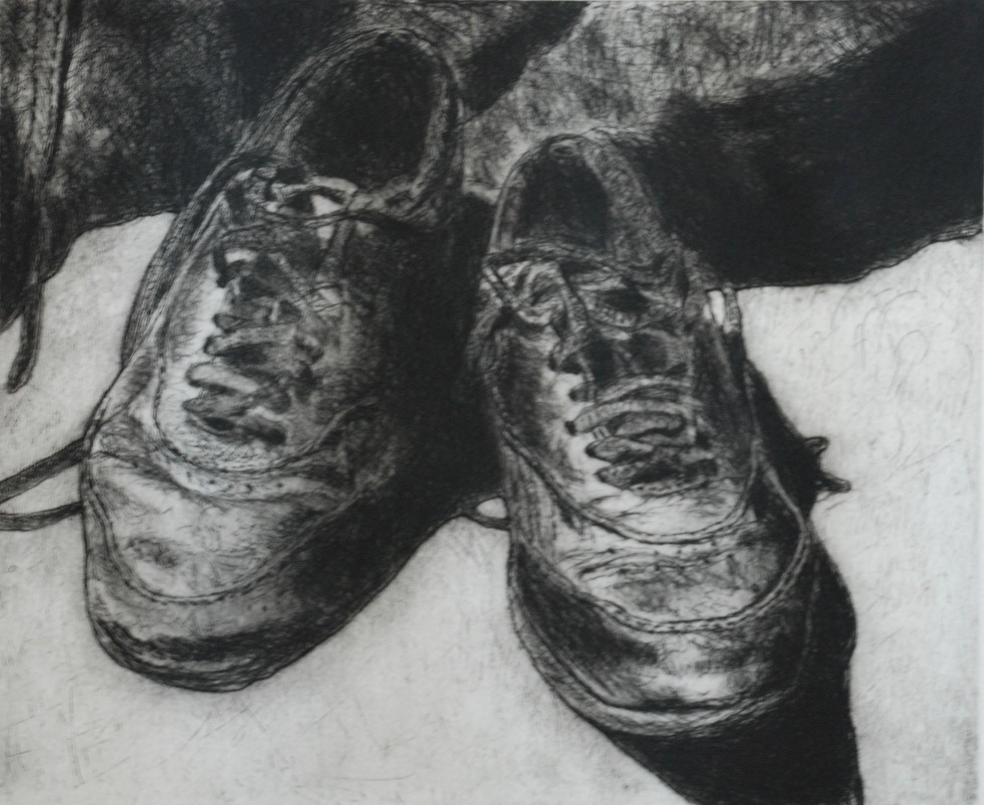 Gordon Applebe Smith, Self Portrait, 2000