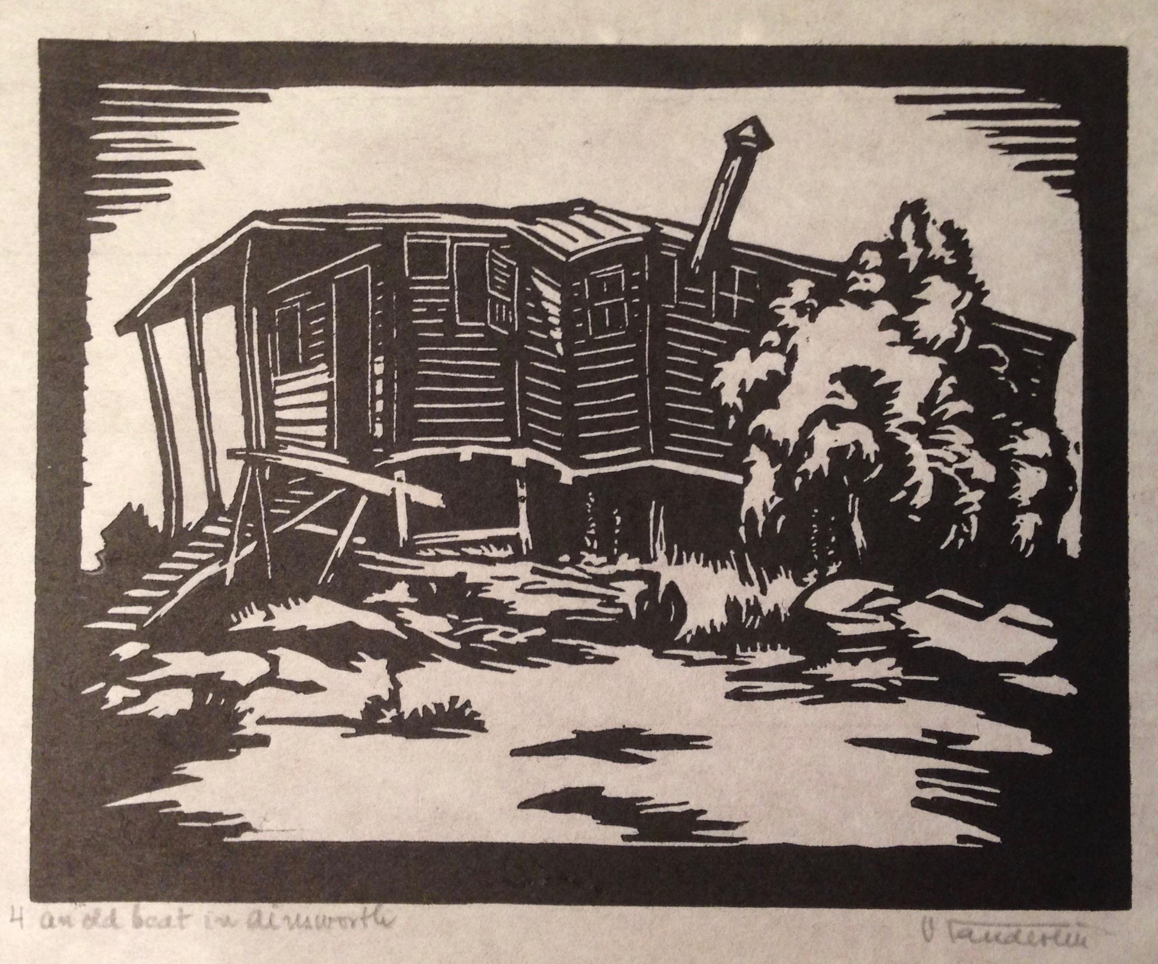 Velen Fanderlik, It Used to Be A Boat
