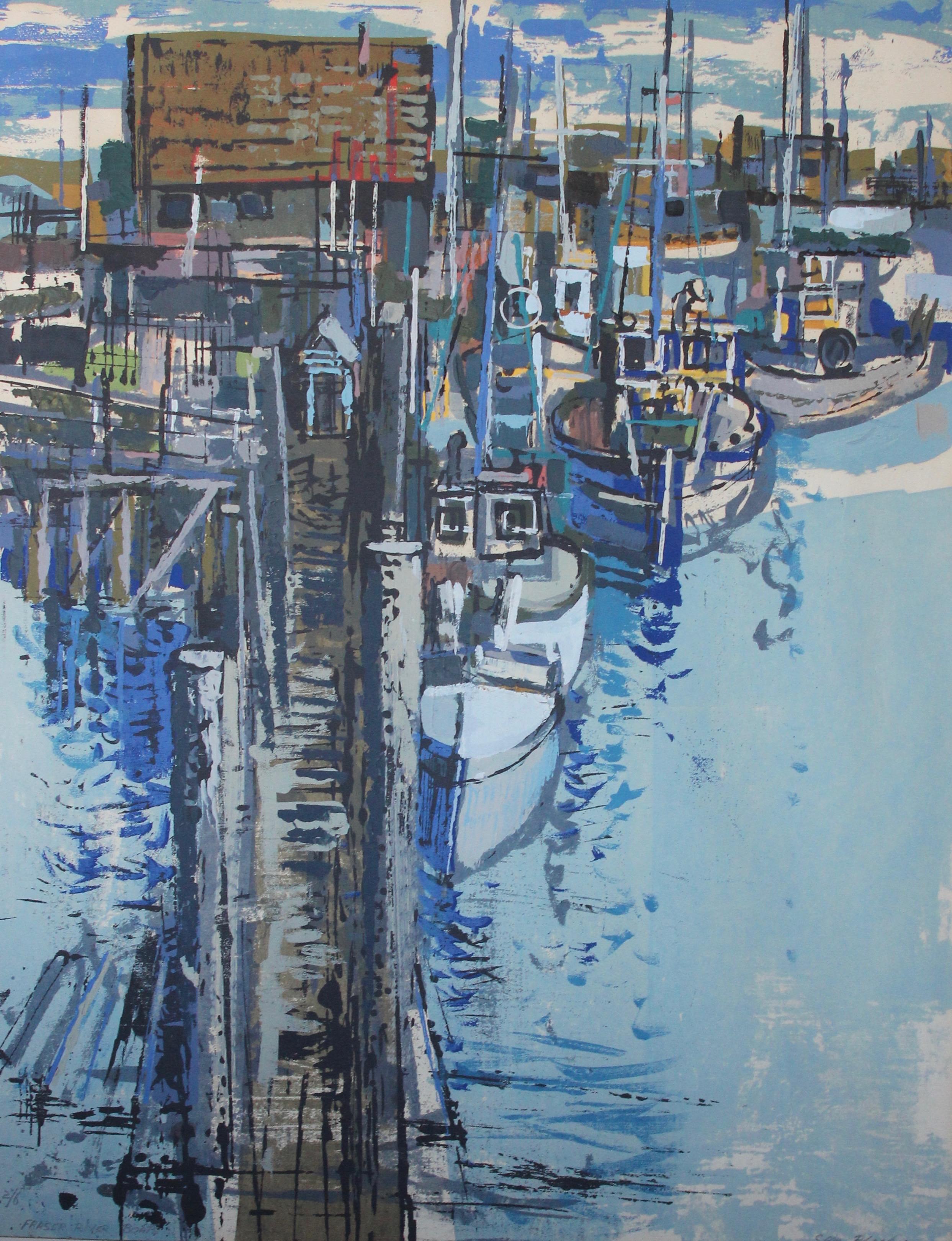 Sam Black, Fraser River Boats