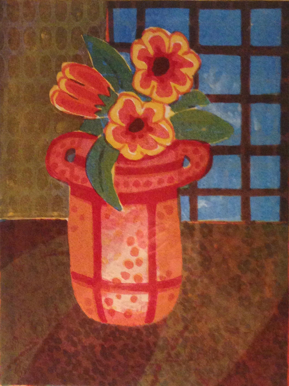 John Snow, Red Vase