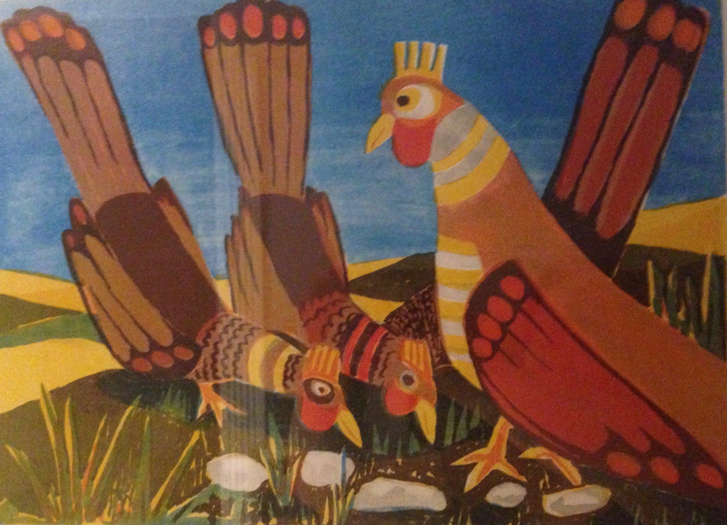 John Snow, Four Birds