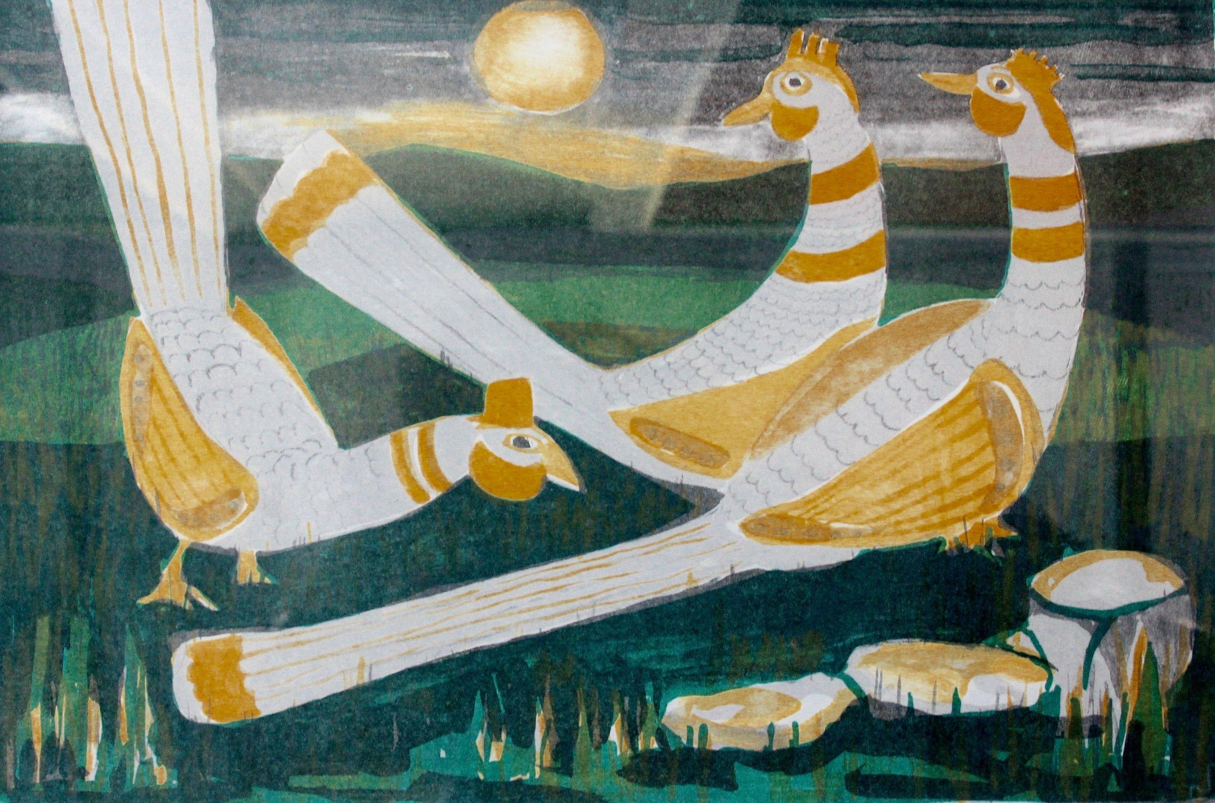 John Snow, Night Birds