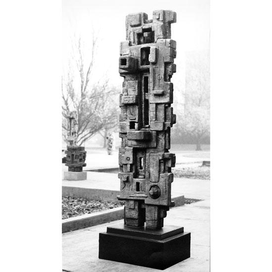 Elza Mayhew, Stela I, 1963