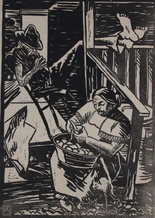 Paul Goranson, Contentment, ca. 1930