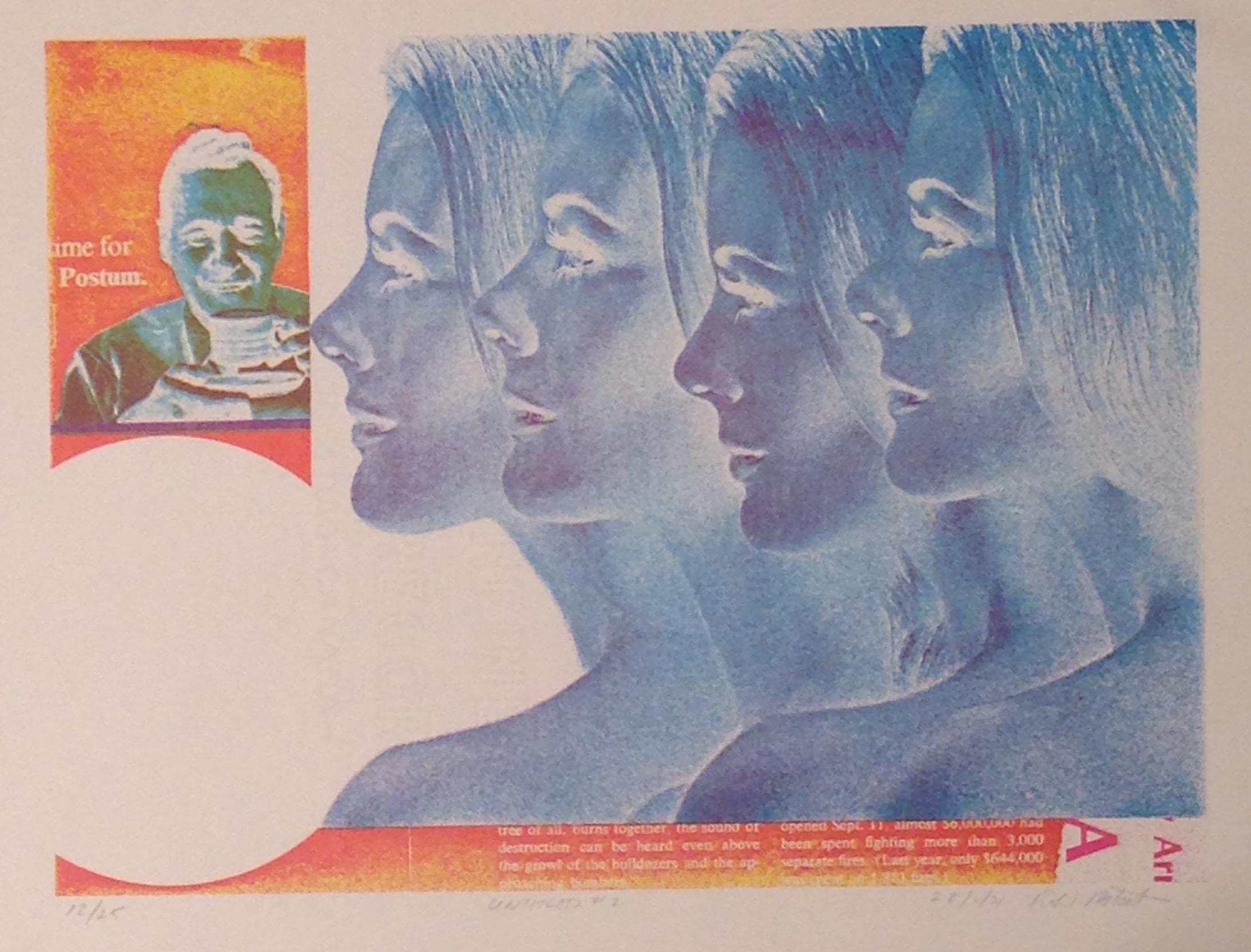 Wayne Eastcott, Untitled #2, 1971