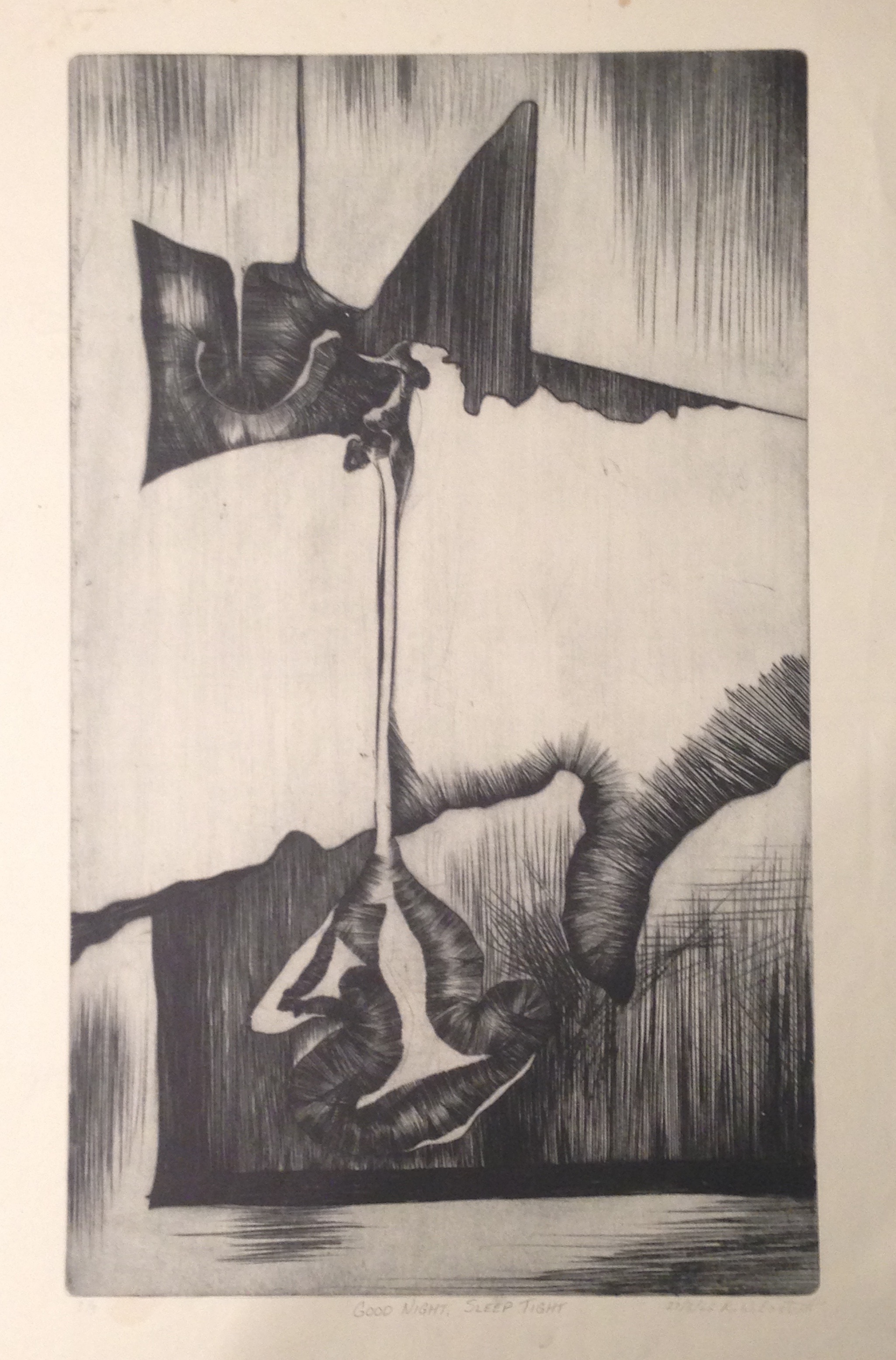 Wayne Eastcott, Good Night Sleep Tight, 1966