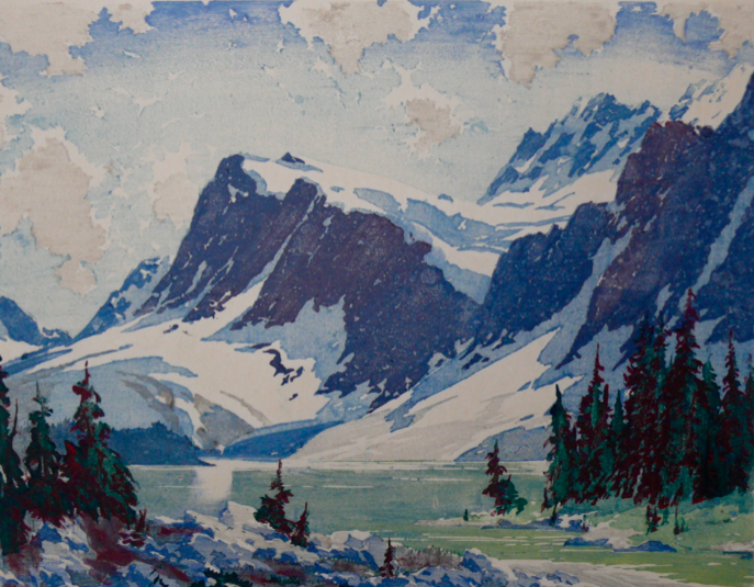 Barbara Leighton (Barleigh), Bow Lake