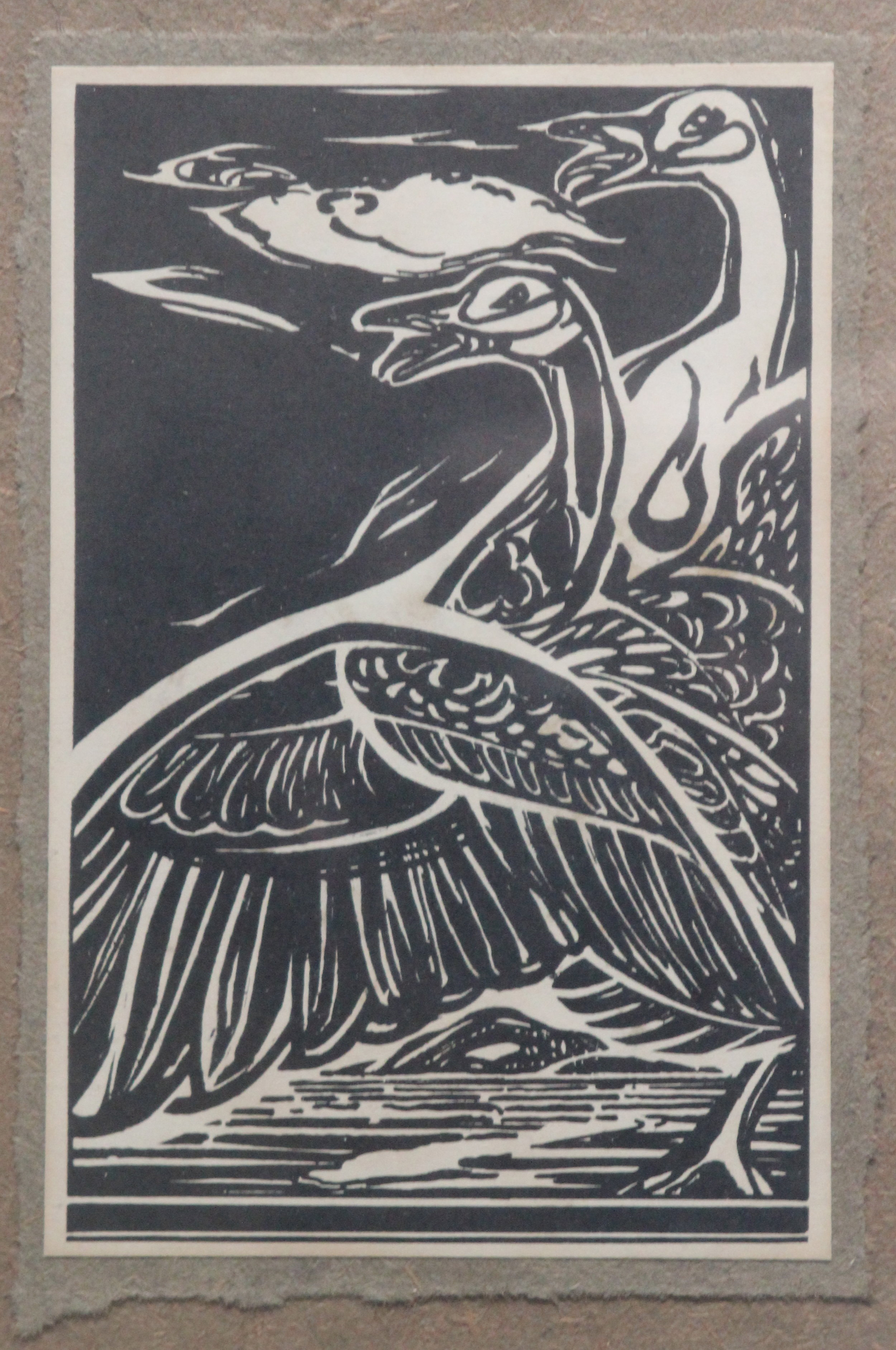 Grace Melvin, Canadian Geese