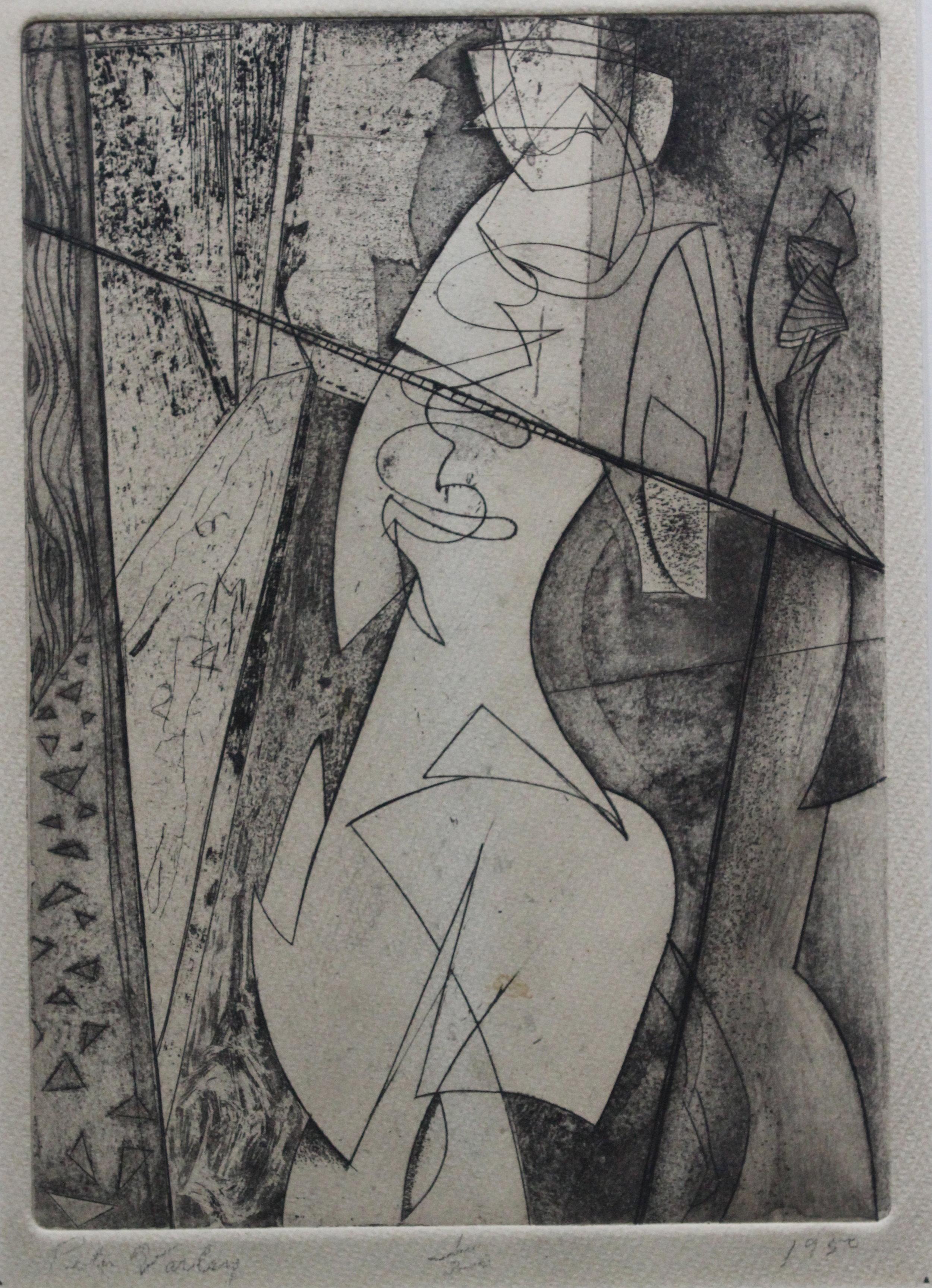 Peter Varley, Untitled, 1950