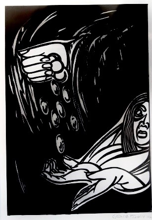 Grace Melvin, Untitled (Follies of Man)