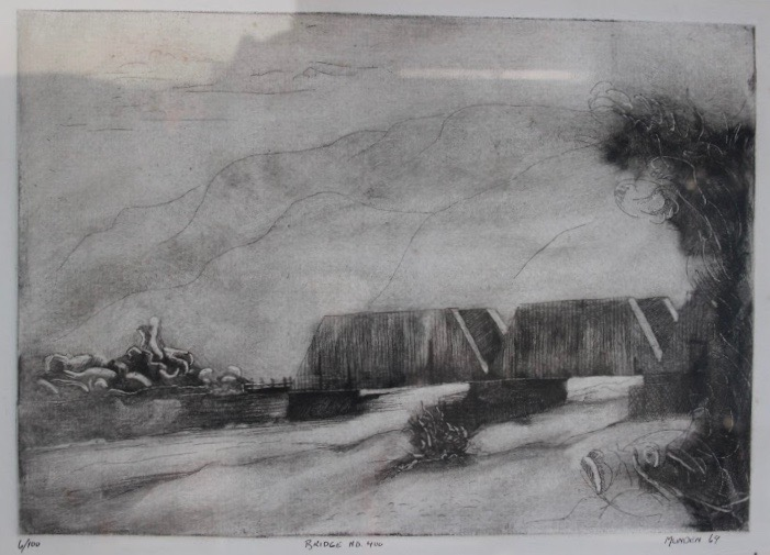 Welden Munden, Bridge No. 400, 1969