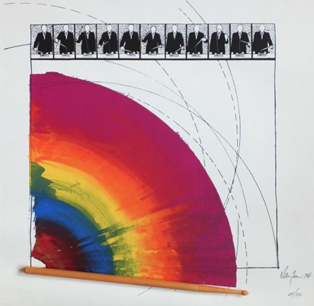 Gordon Rayner, Drumstick, 1974