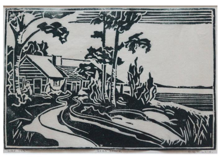 Dorothy Henzell-Willis, Seba Beach