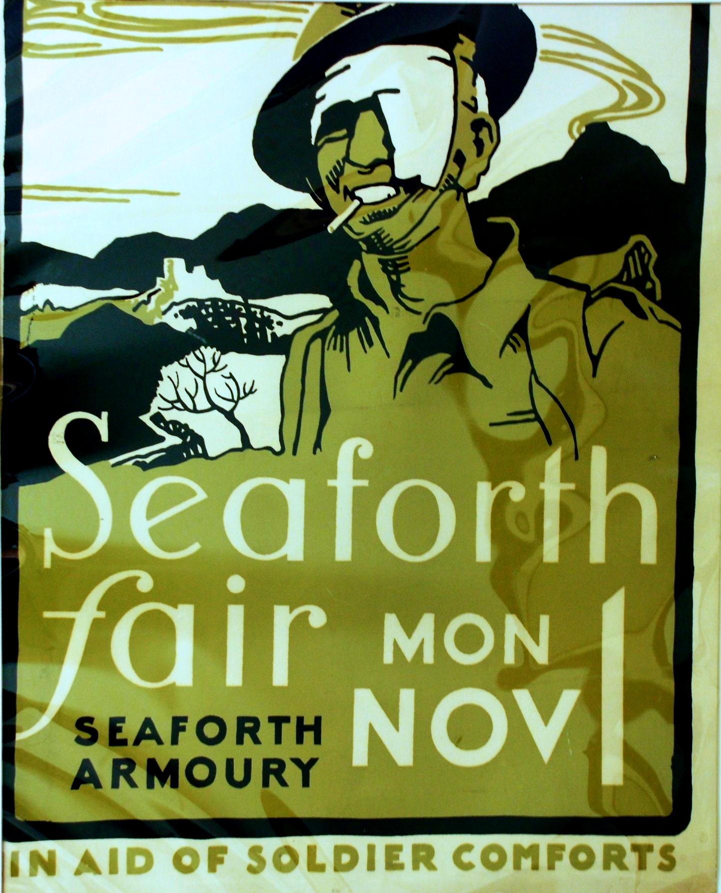 Charles H. Scott, Seaforth Fair Poster