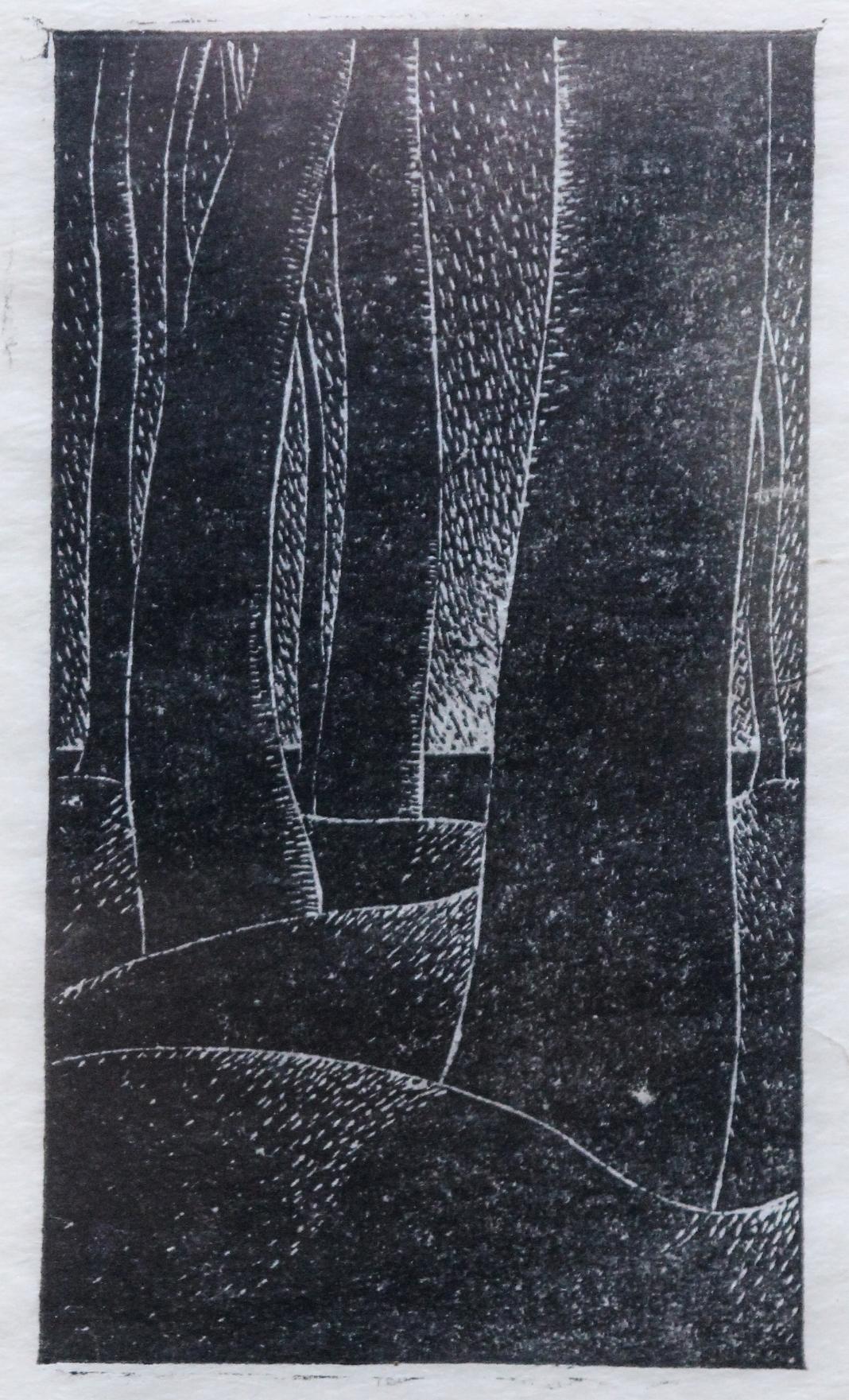 L.L. Fitzgerald, Christmas Card, 1934