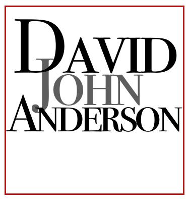 David John Anderson