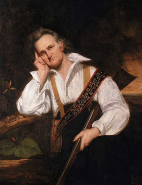 Painting: John Syme courtesy of White House Historical Association
