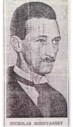 Nicholas Hornyansky