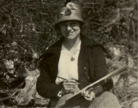 photograph courtesy Savary Island Heritage Society