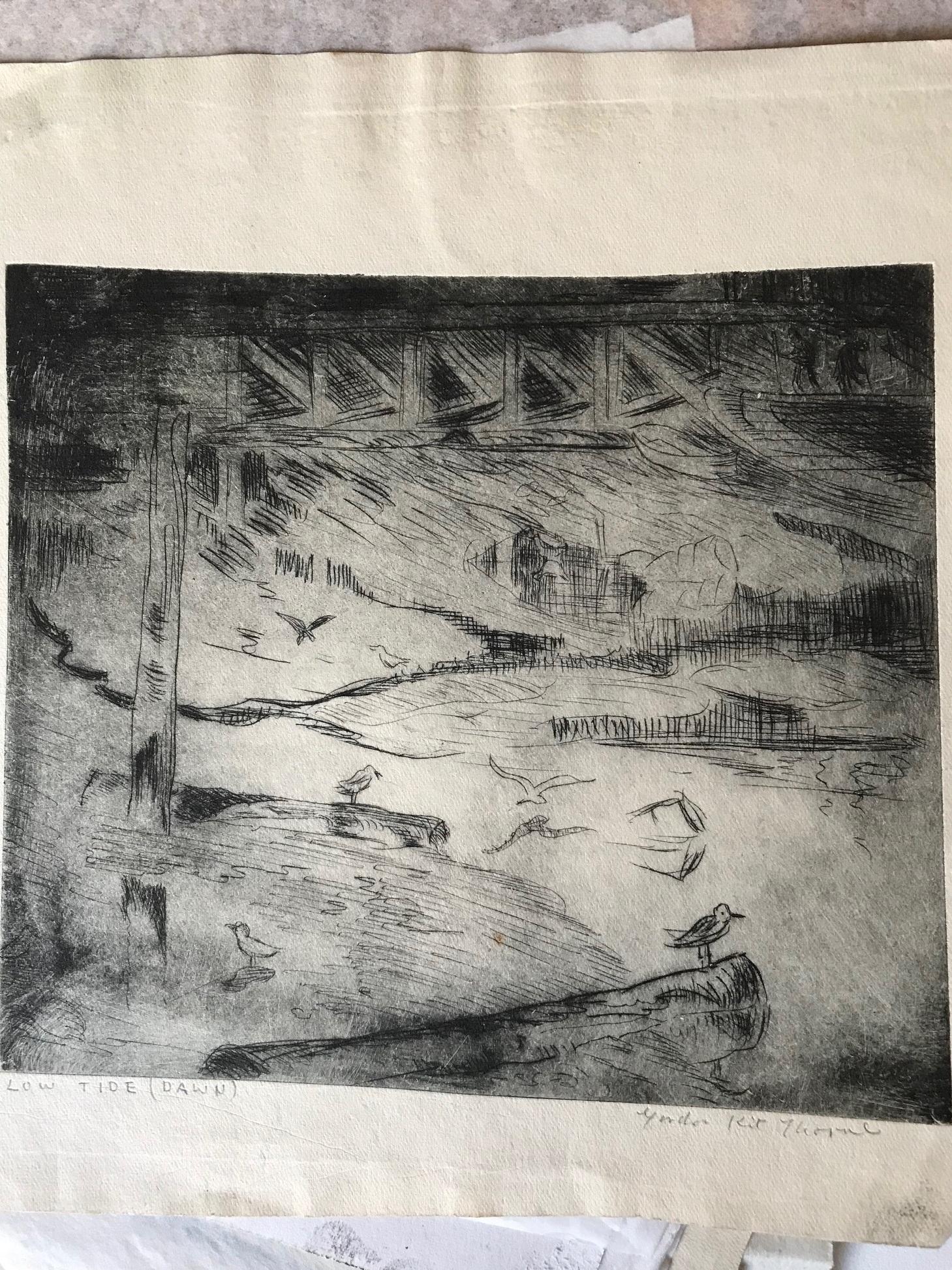 Gordon Kit Thorne, Low Tide (dawn)