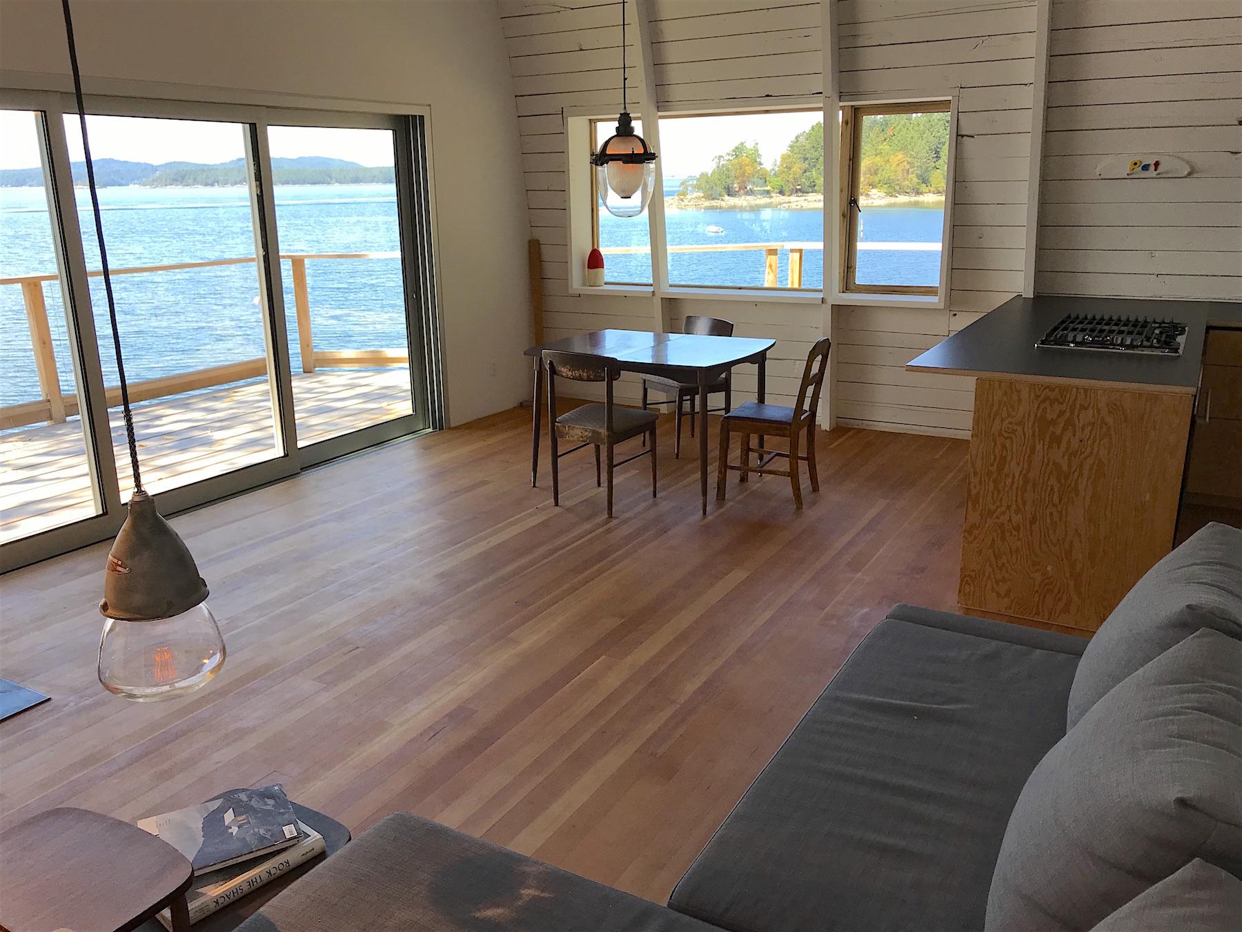 Diningroom and Livingroom H - 21455 Porlier Pass.jpeg