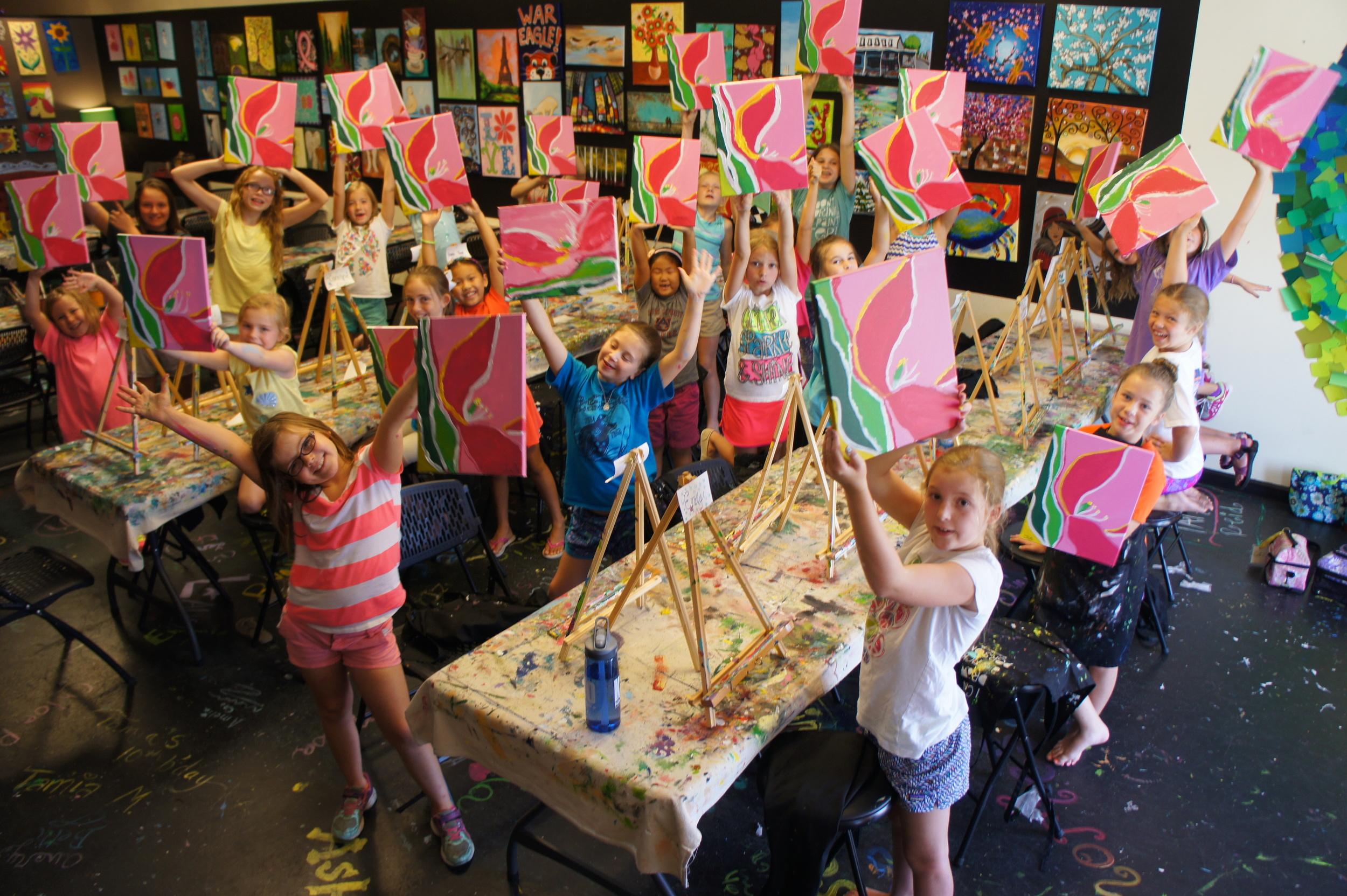 Art Camps