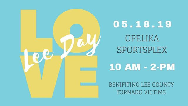 This is a fun and effective way to support our community! #loveleeday