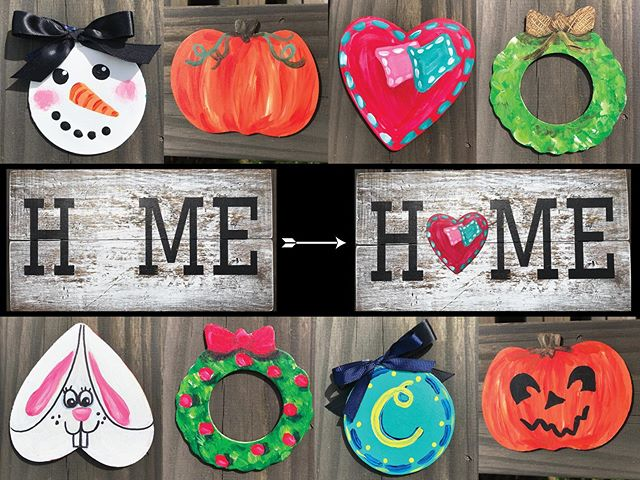 "Have you signed up your creative kiddo for our brand new and super fun ""HOME for the Holidays"" Summer Camp with @thepaintedpallet_ao ?! Two date options available - 4 day long camp. Drop-off. Ages 7+ Read more and register here: https://spiritedartao.com/art-summer-camps"