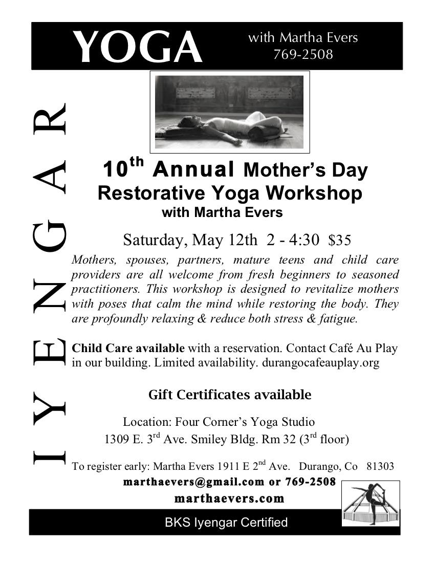 Mother's Day Restorative Workshop2016.2.jpg