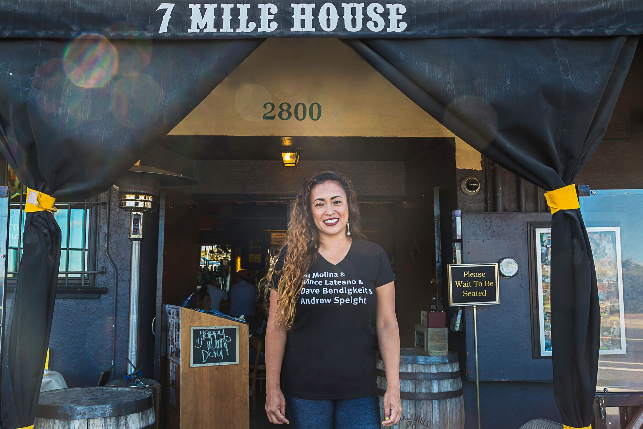 7 Mile House Owner, Vanessa Garcia