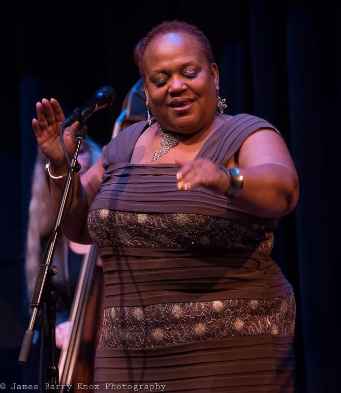 11:10pm: Rhonda Benin Jazz and Blues Experience