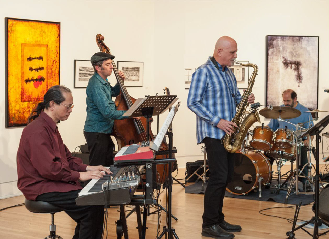 8:50pm: Charged Particles and Tod Dickow Play the Music of Chick Corea