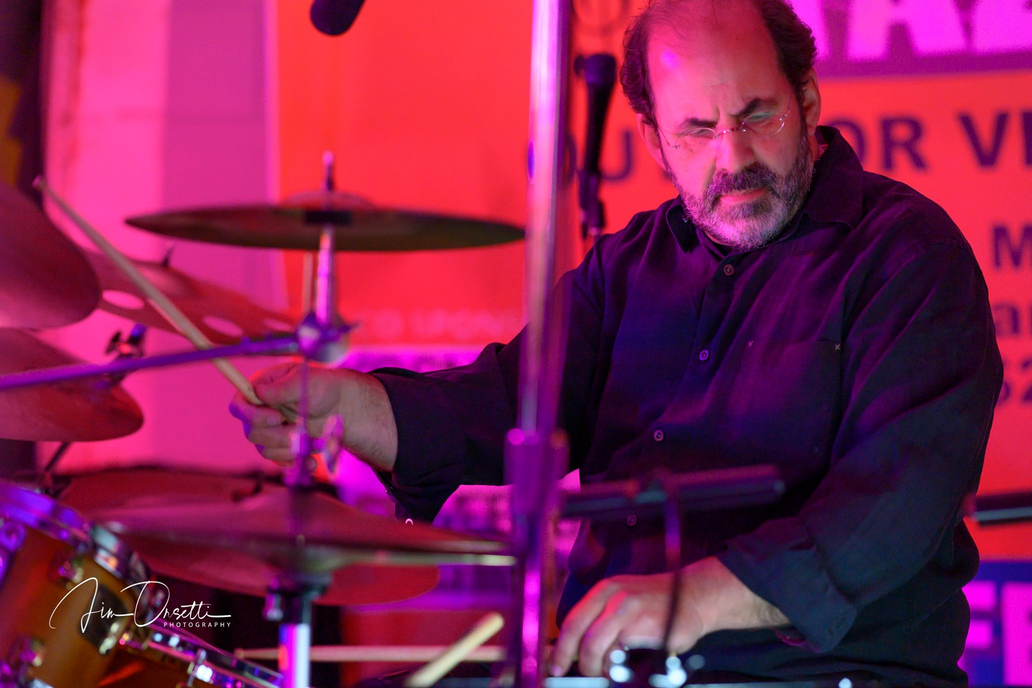 Jon Krosnick at the 2nd Annual 7 Mile House Jazz Fest 2019