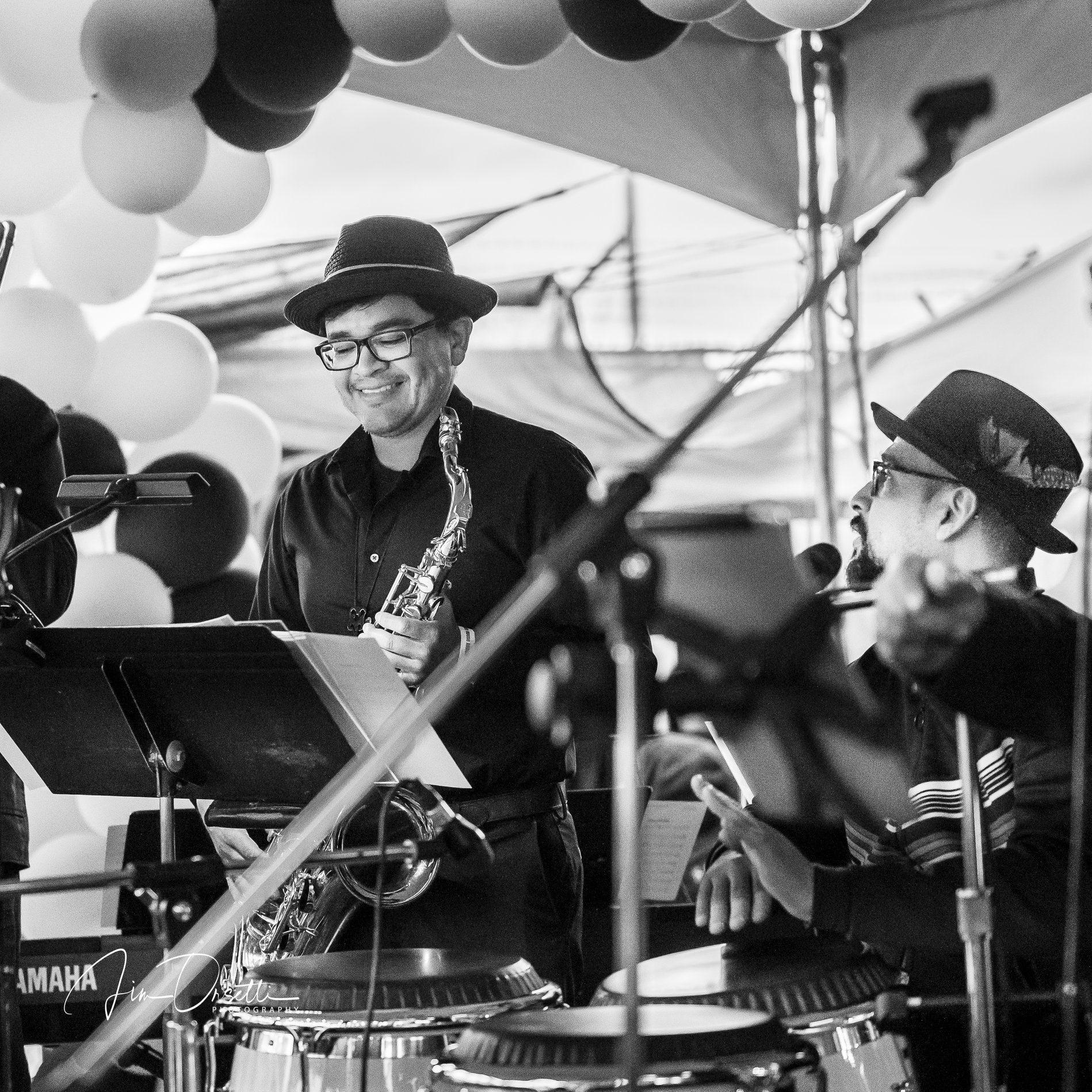 Cabanijazz at the 2nd Annual 7 Mile House Jazz Fest 2019