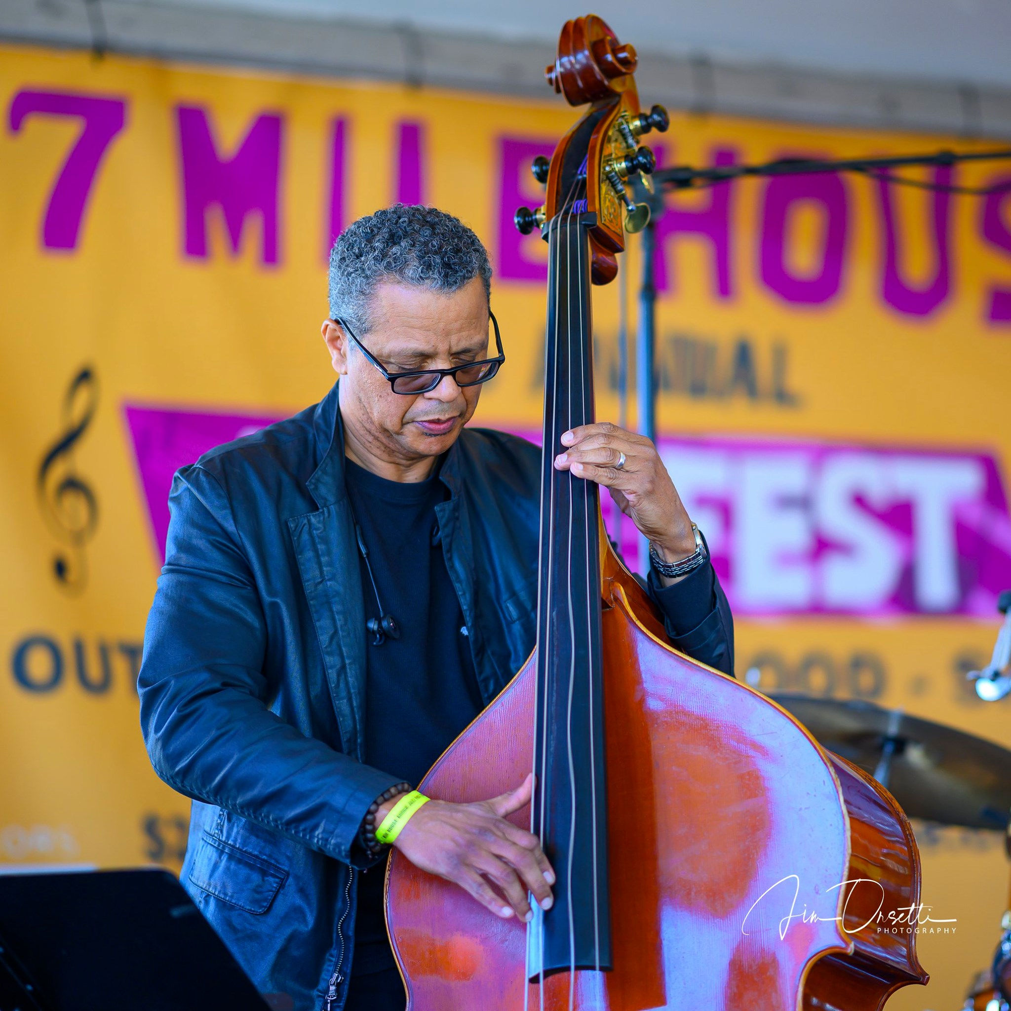Gary Brown at the 2nd Annual 7 Mile House Jazz Fest 2019