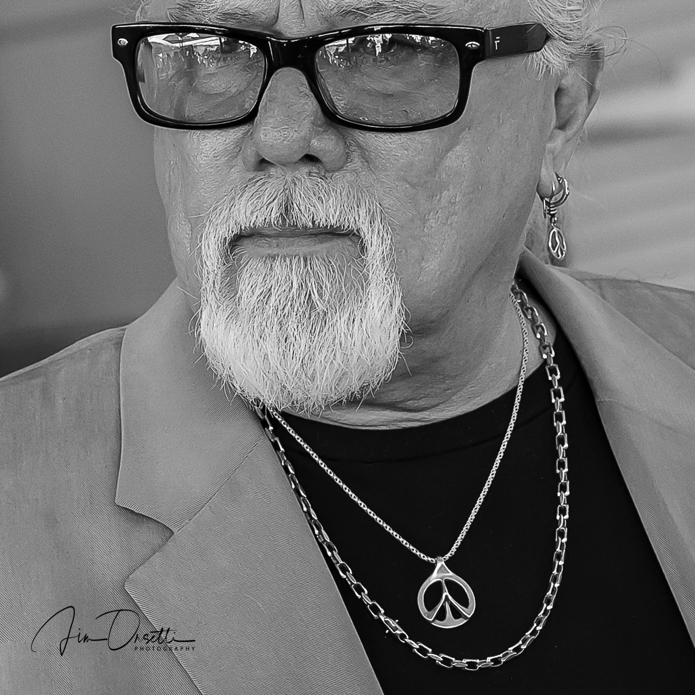 Wally Schnale at the 2nd Annual 7 Mile House Jazz Fest 2019