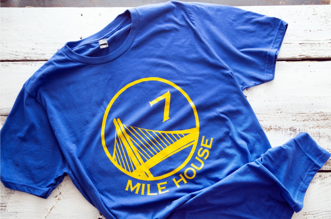 7 Mile Warriors shirt