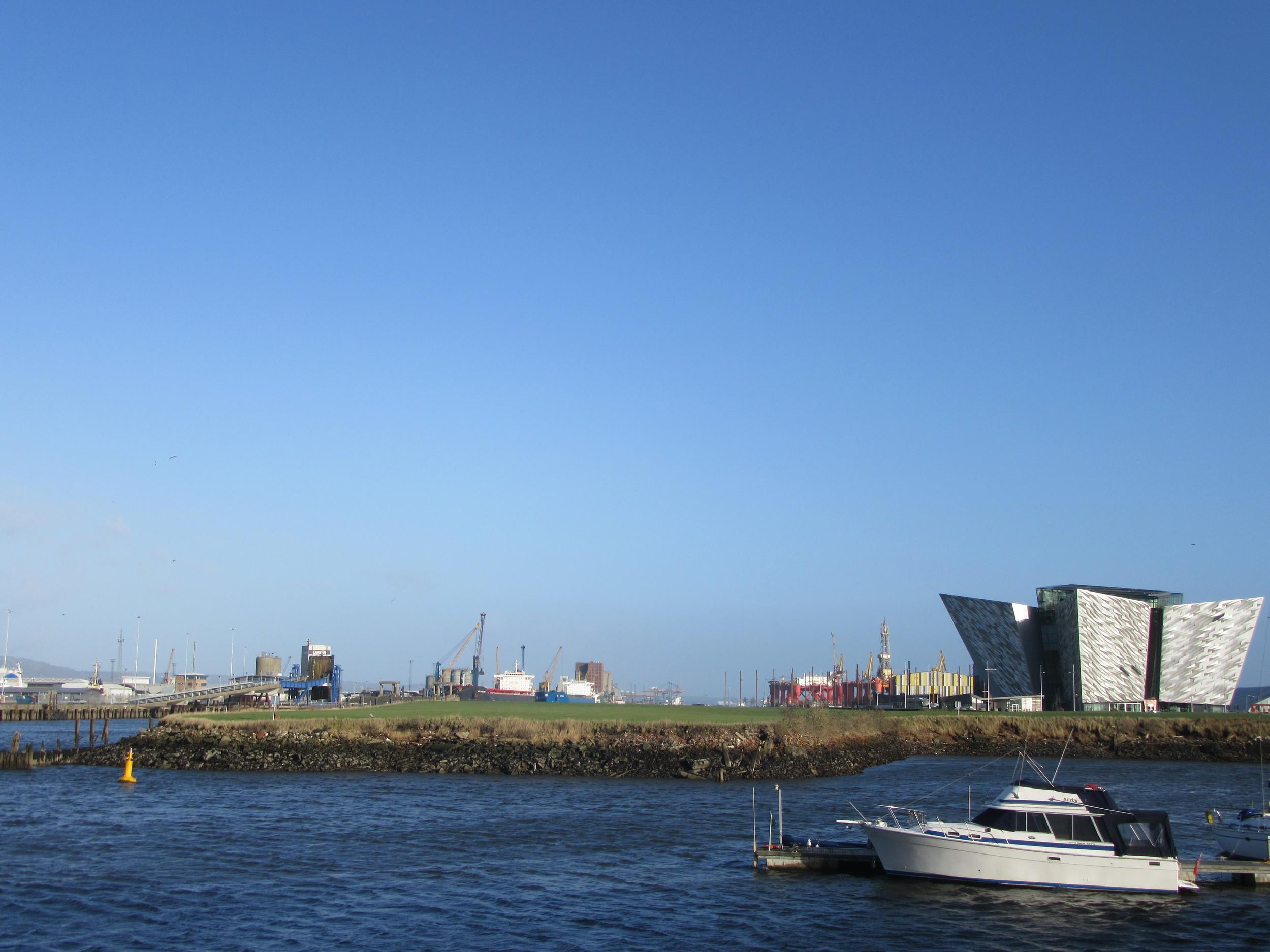 Titanic-Museum-Belfast-Northern-Ireland-Sun