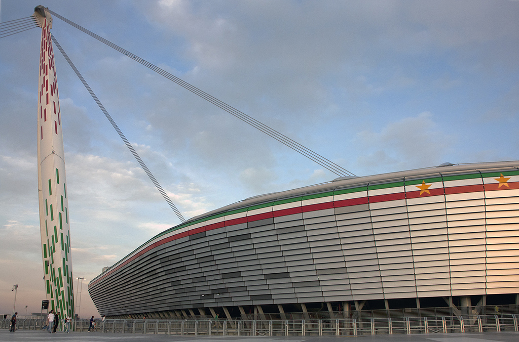 Juventus Stadium, rather than the San Siro, could be our destination for football on 17 April 2016. Image credit:    I.conti   /Flickr