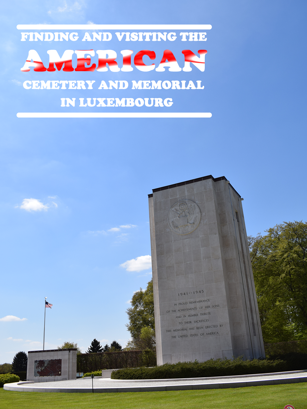 American-Cemetery-Memorial-Luxembourg-Pinterest