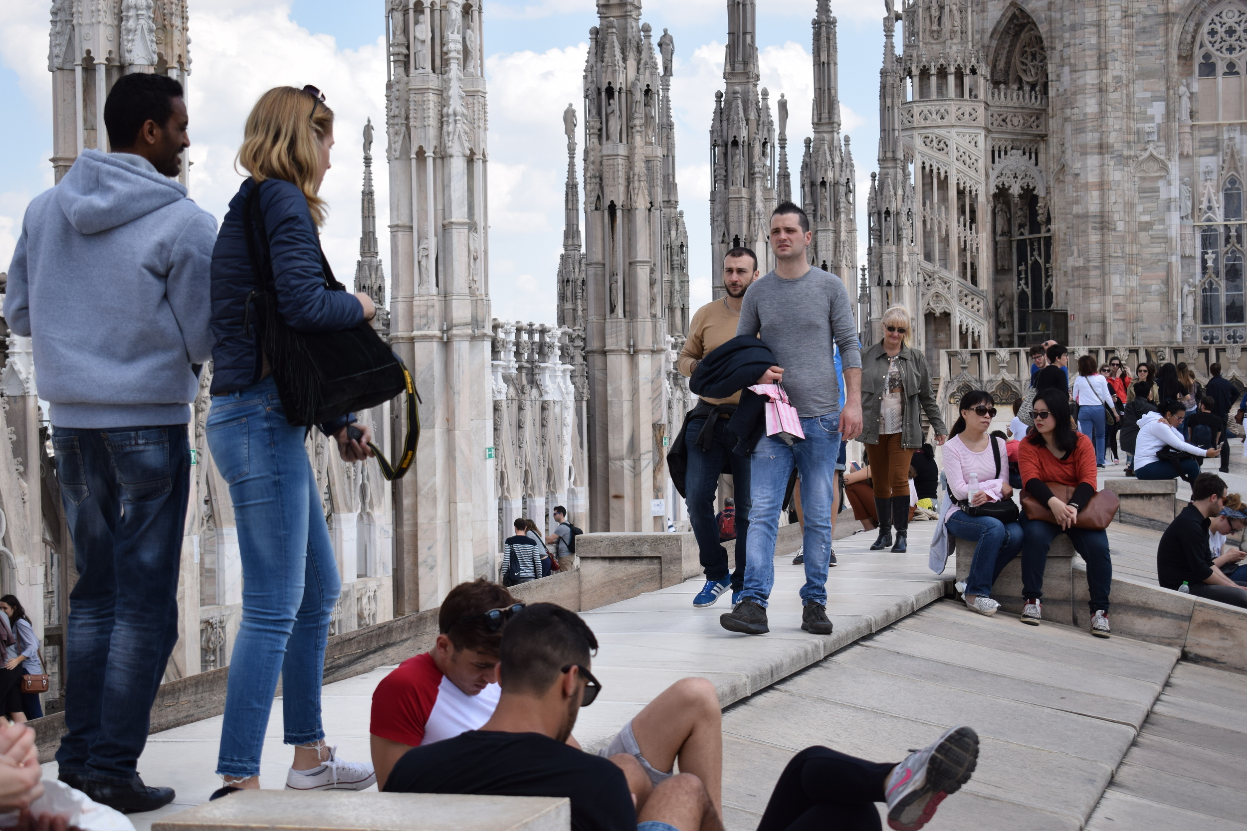 Milan Cathedral is Milan's number one tourist attraction according to    TripAdvisor   .