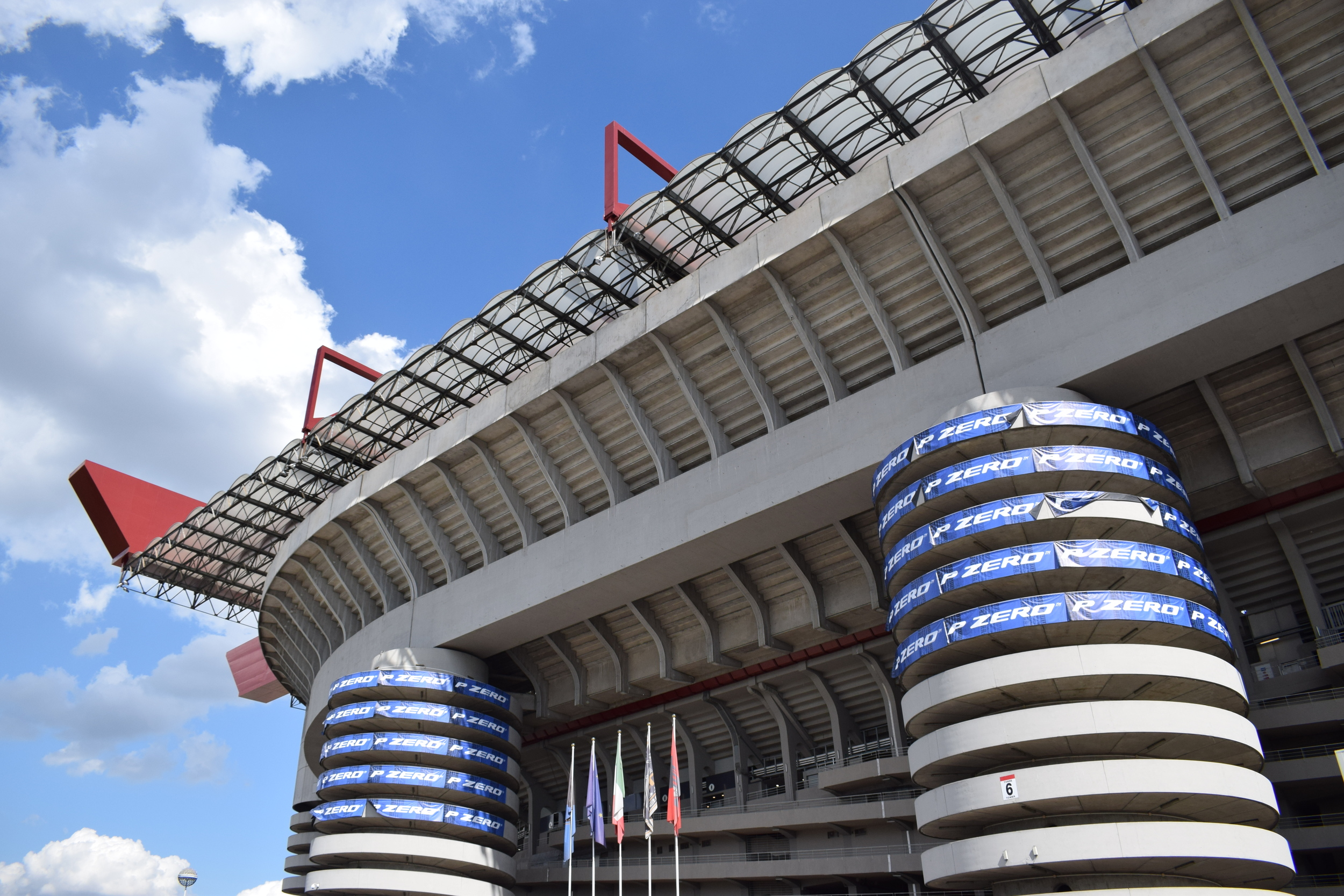 No trip to Milan would be complete without visiting the San Siro.