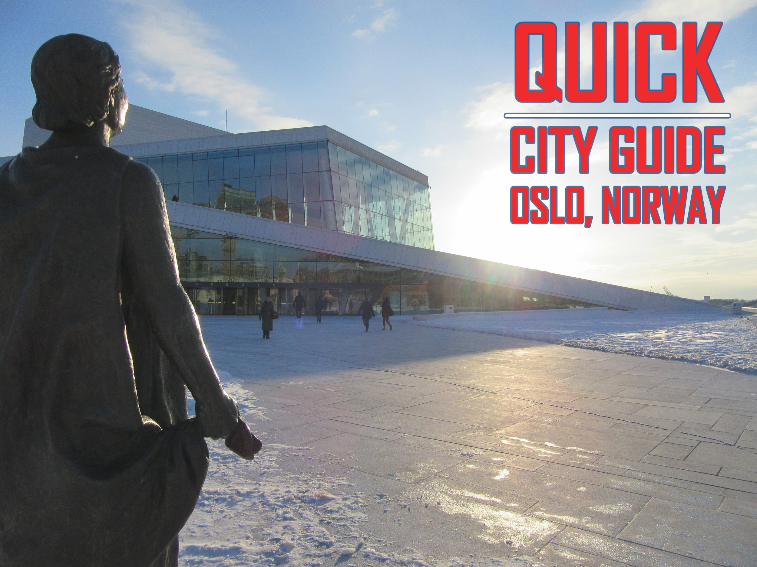 Quick-City-Travel-Guide-Oslo-Norway