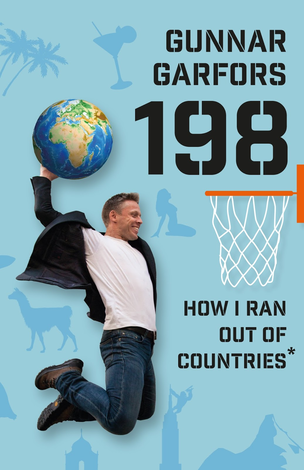 The cover of 198: How I Ran Out of Countries*. Image credit:    Gunnar Garfors   /Fair use