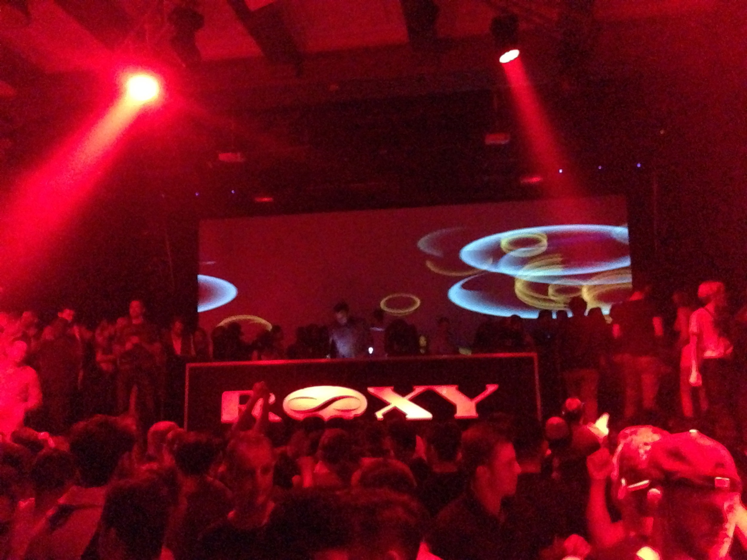 Roxy - a club that really needs no promotion. A busy venue and reasonable prices make for a good night.