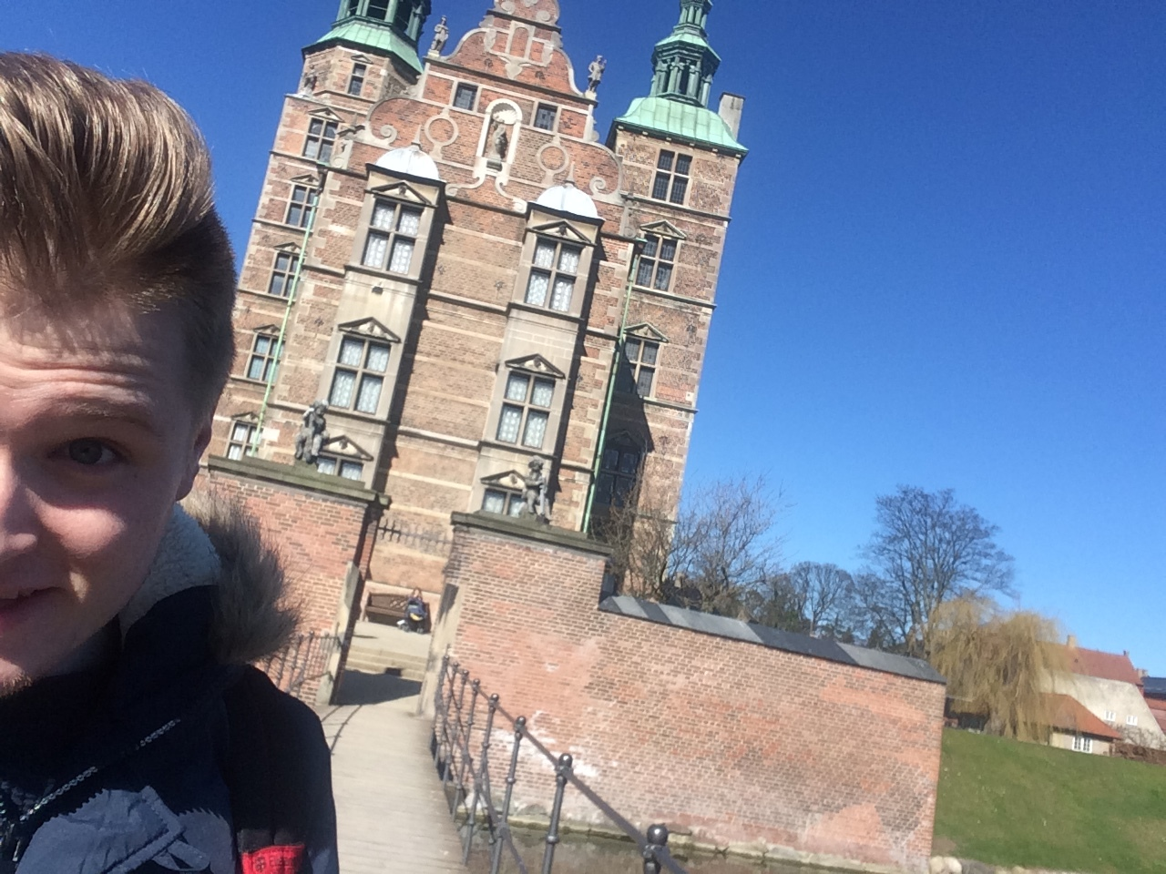 Rosenborg Castle should also be on the itinerary for anyone visiting Copenhagen for the first time.