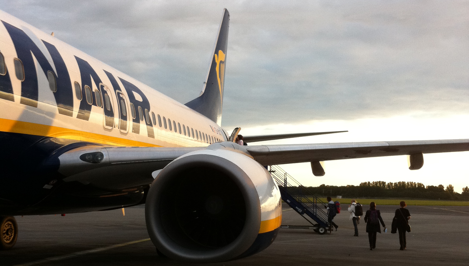 Ryanair began selling package holidays this week as they aim to expand their profile further. Image credit:    Sean MacEntee   /   Flickr