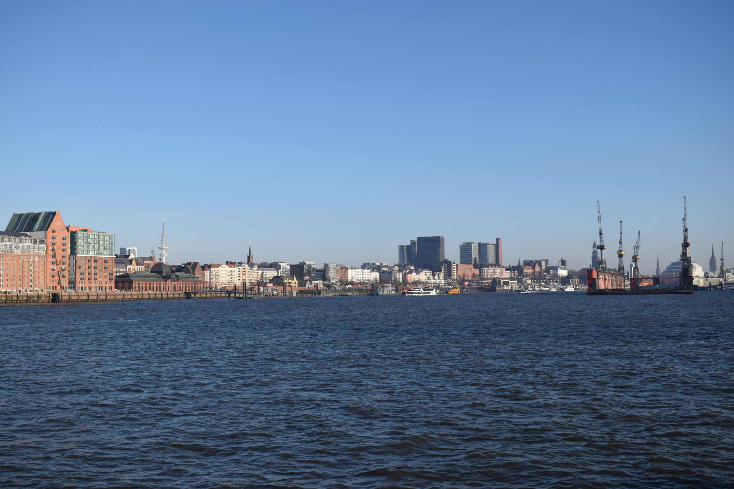 Port-Hamburg-Germany