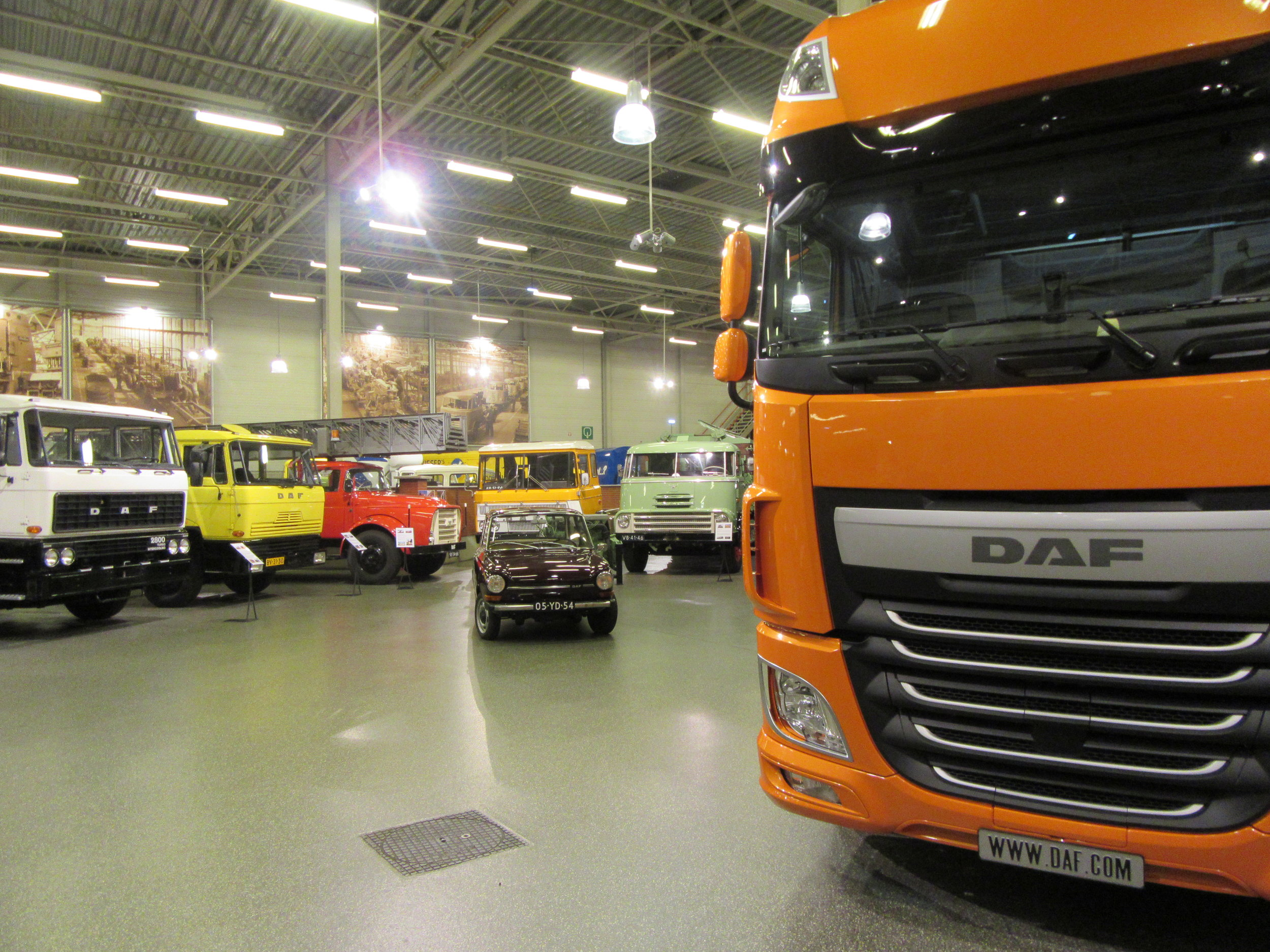 DAF-Museum-Eindhoven-Vehicles